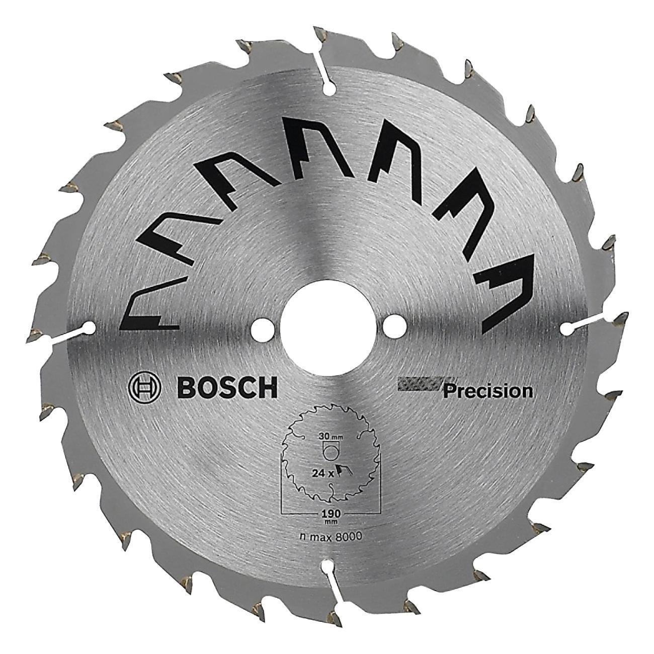 Циркулярный диск Bosch 190X30/20 24 STAND 2609256820