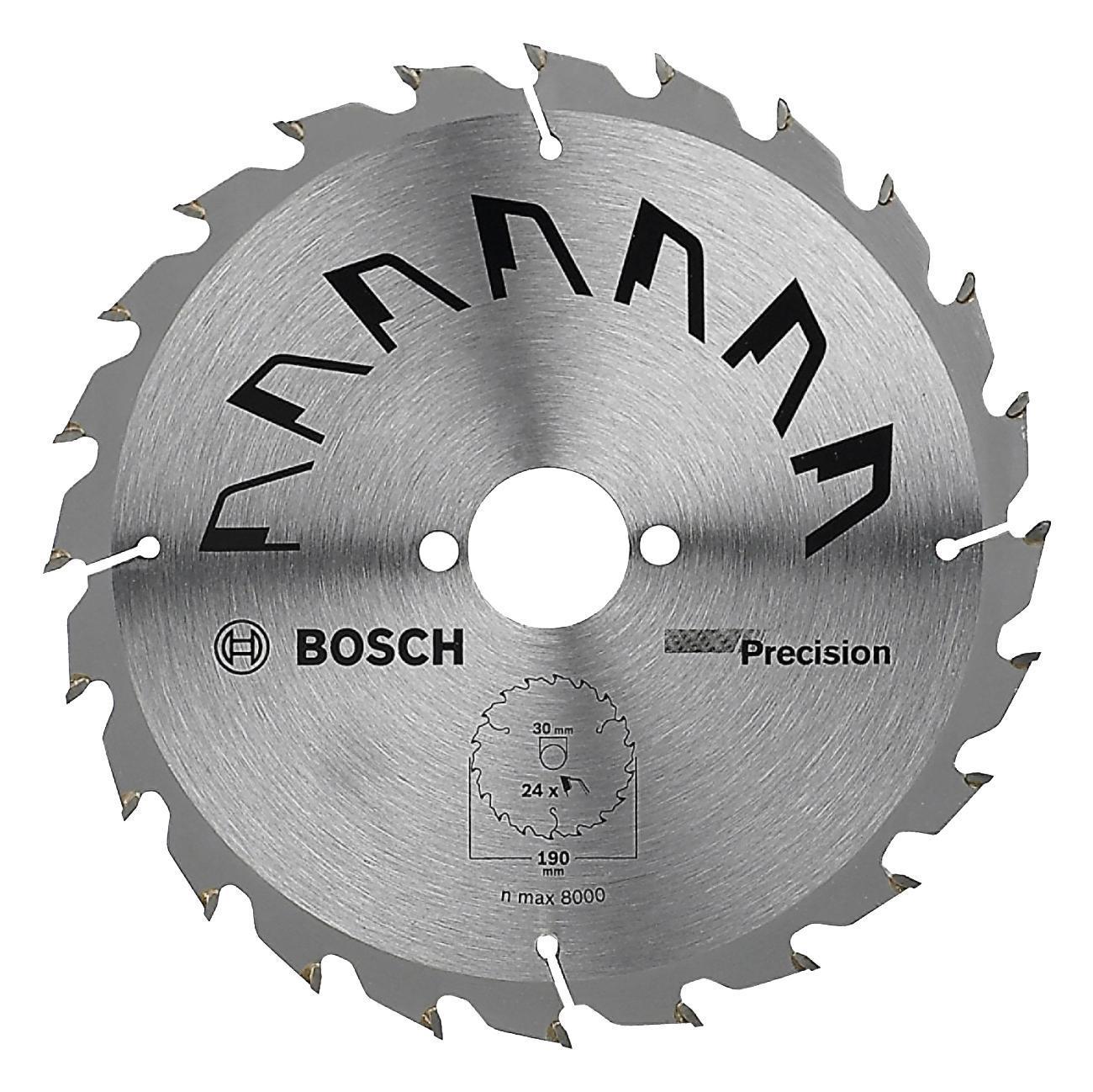 Циркулярный диск Bosch 190x30 24 PRECISION 2609256869