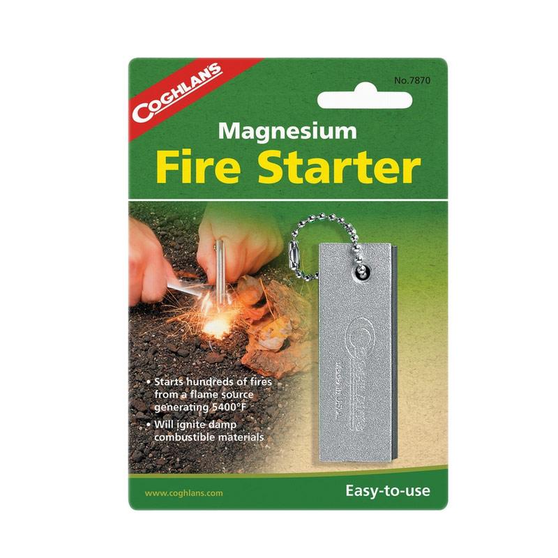 Огниво Coghlan's, 8 см х 2,5 см х 1 см
