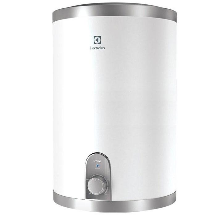 Водонагреватель накопительный электрический Electrolux EWH 15 Rival U, 15 л, белый, серый