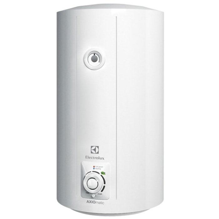 Водонагреватель накопительный электрический Electrolux EWH 30 AXIOmatic Slim, 30 л, белый