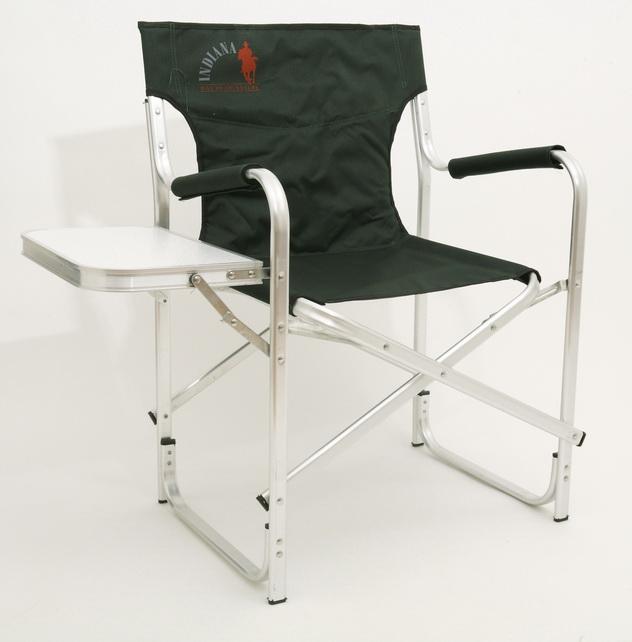 мягкие кресла Кресло складное Indiana INDI-033T, с боковым столиком, 50 см х 63 см х 84 см