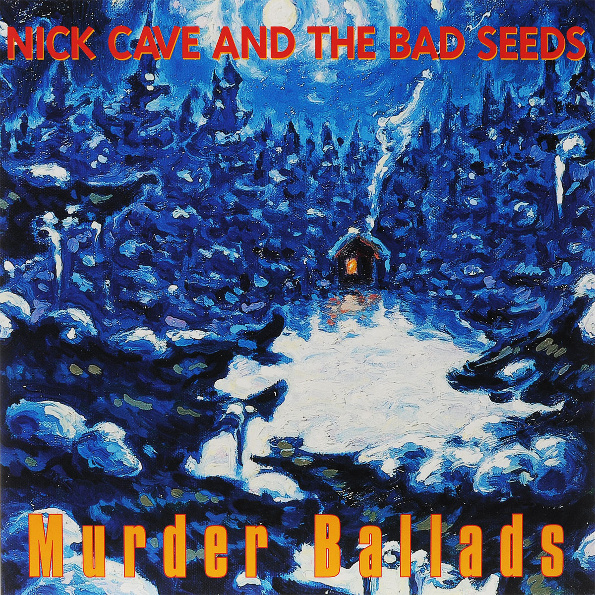 Ник Кейв,The Bad Seeds Nick Cave & The Bad Seeds. Murder Ballads (2 LP) nick cave and the bad seeds one more time with feeling 2 blu ray