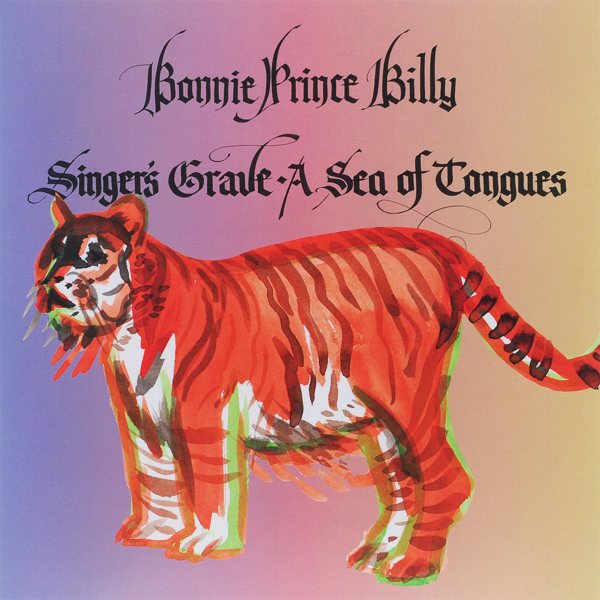 Уилл Олдхэм Bonnie Prince Billy. Singer's Grave A Sea Of Tongues (LP) tongues of serpents