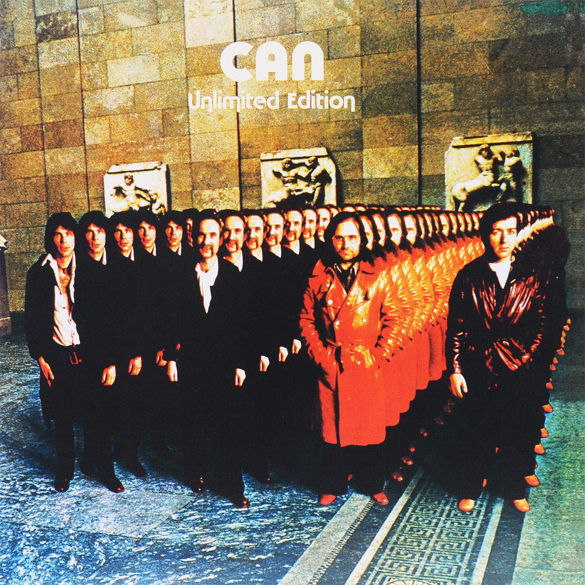 Can Can. Can. Remastered Unlimited Edition (2 LP) can can monster movie lp