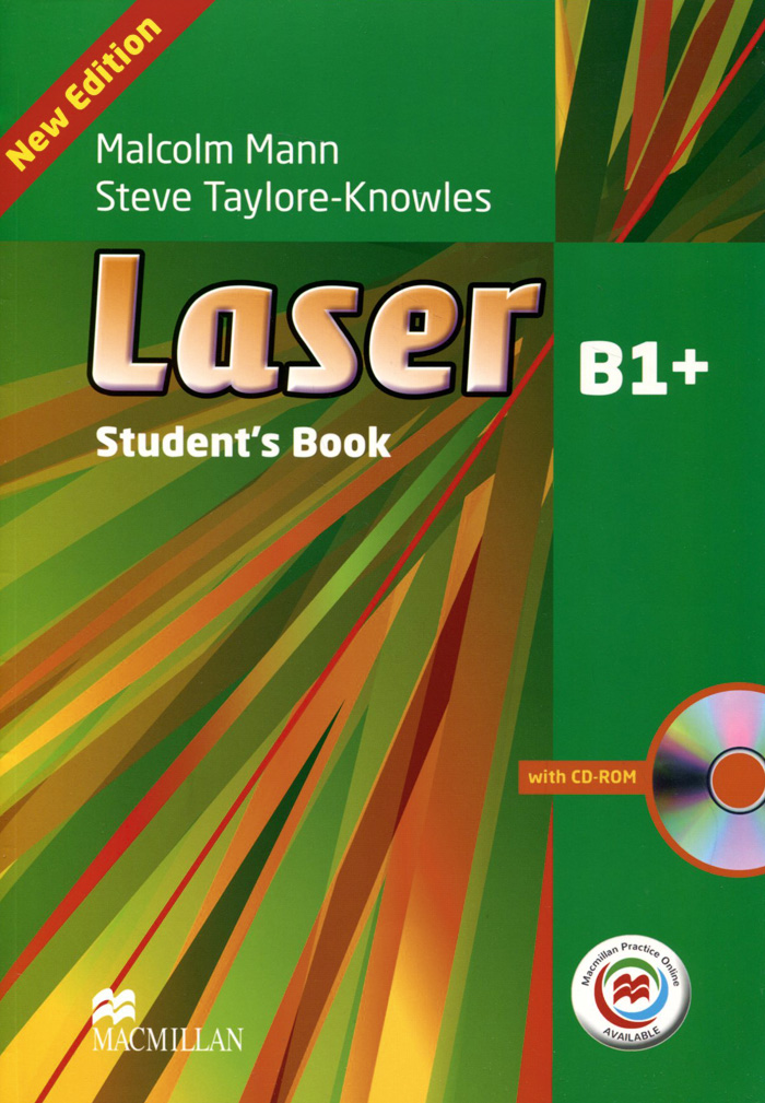 Laser B1+: Student Book (+ CD-ROM) chiaro level b1 libro cd rom cd audio