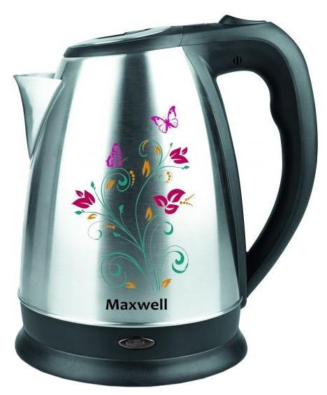Maxwell MW-1074(ST) электрочайник