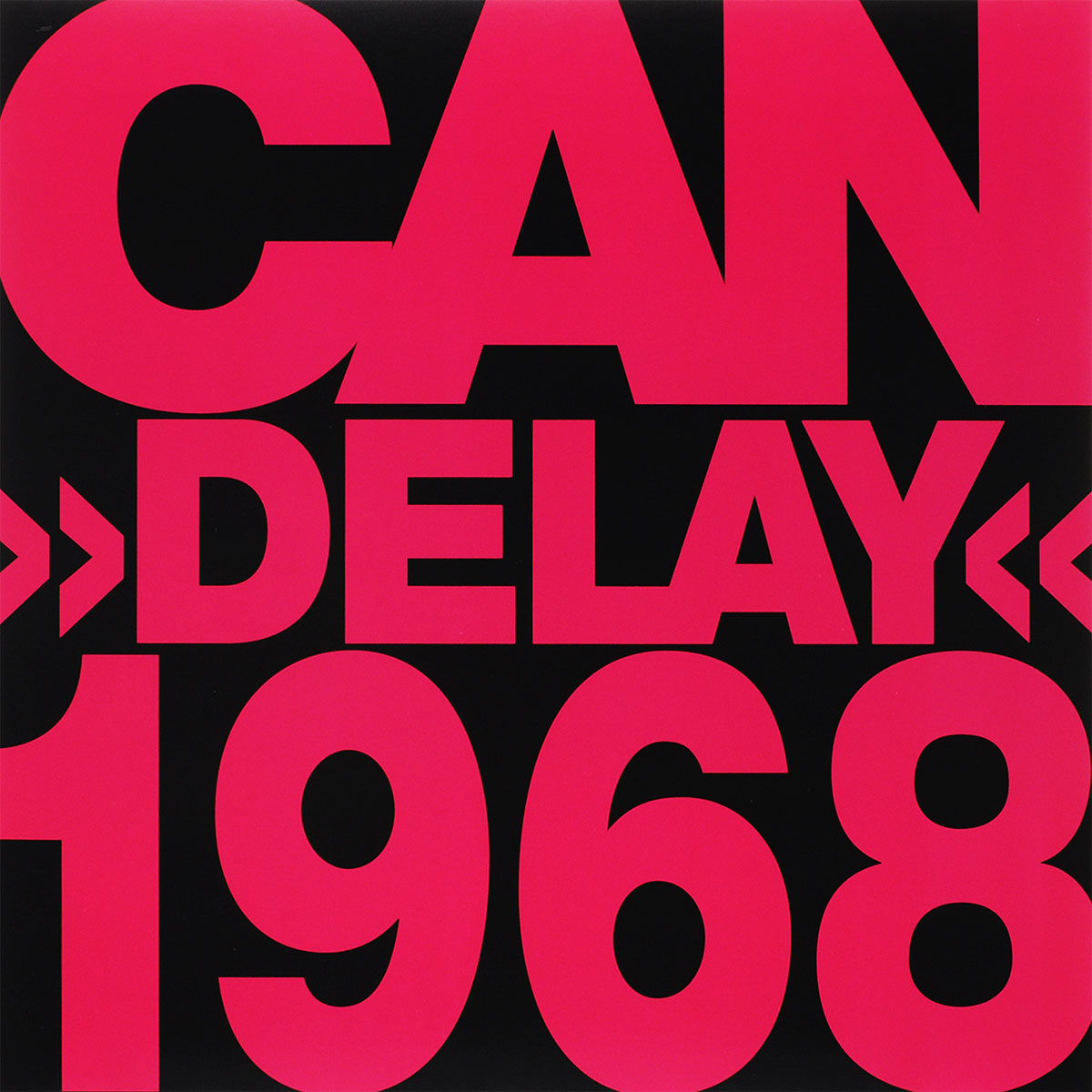 Can Can. Delay (LP) can can monster movie lp