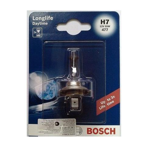 Лампа Bosch H7 Plus10 Daytime 1987301057 kalen mas car headlight auto lamp h1 h4 h7 h11 h13 9004 9005 9007automobile headlamp fog light ip68 60w 6500k super bright