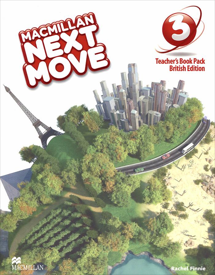 Macmillan Next Move 3: Teacher's Book Pack недорого