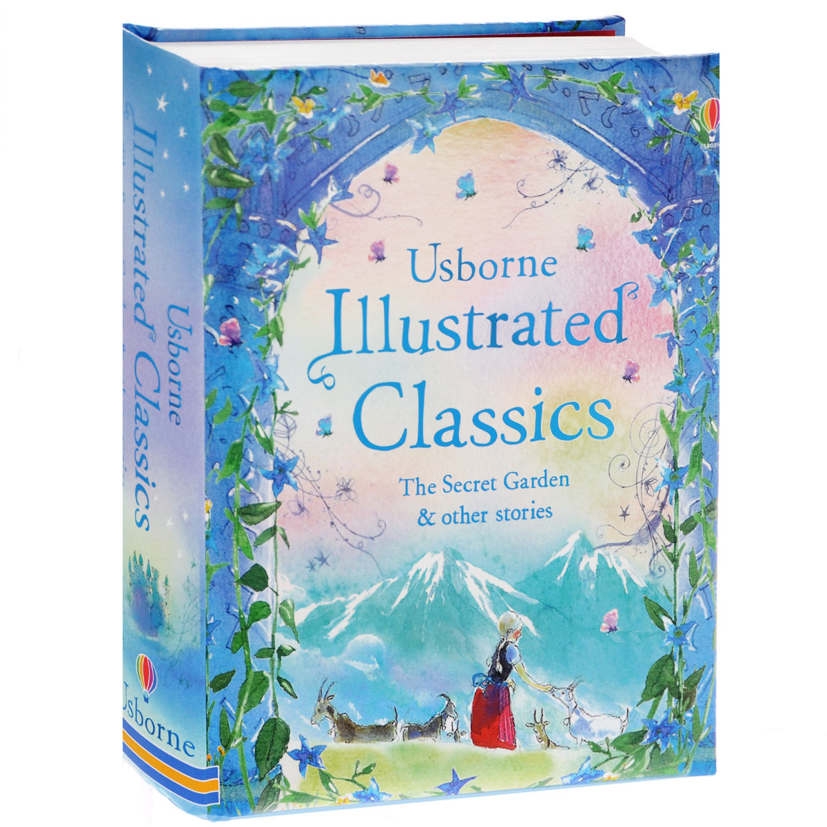 Usborne Illustrated Classics: The Secret Garden & Other Stories f leoni a little garden of melodies
