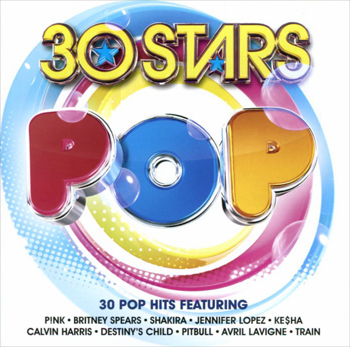 30 Stars Pop (2 CD)
