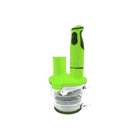 Блендер Oursson HB4040, Green Apple, погружной блендер oursson hb4040