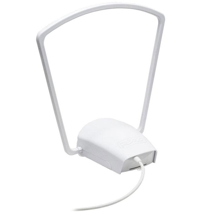 цена на РЭМО Mini-digital BAS-5107, White комнатная антенна для ТВ