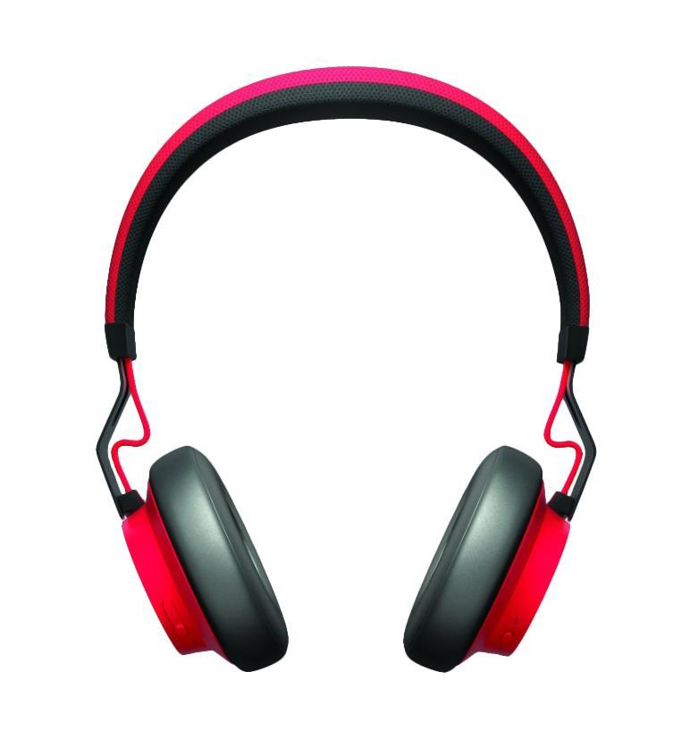 Jabra Move, Red Bluetooth гарнитура