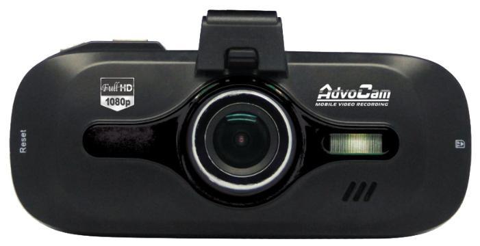 AdvoCam FD8, Black GPS видеорегистратор