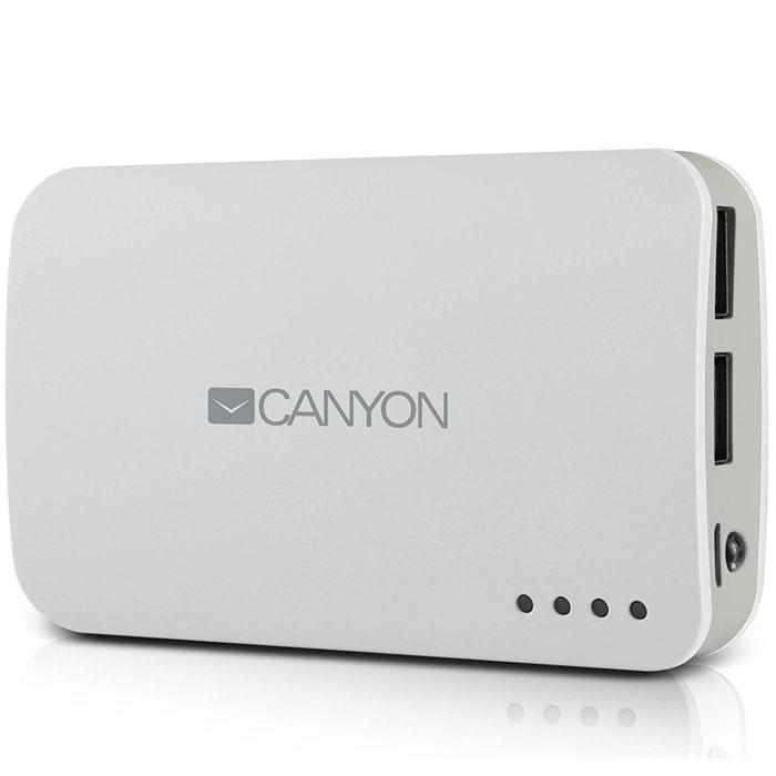 Фото - Canyon CNE-CPB78, White внешний аккумулятор аккумулятор