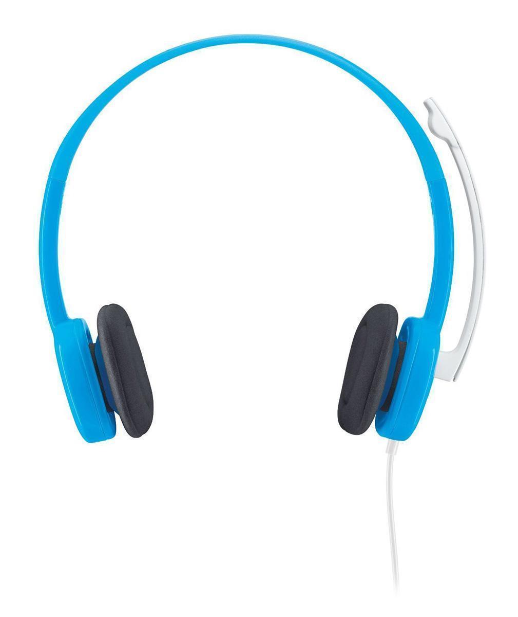 Компьютерная гарнитура Logitech Stereo Headset H150, Blueberry (981-000368) logitech h150 coconut