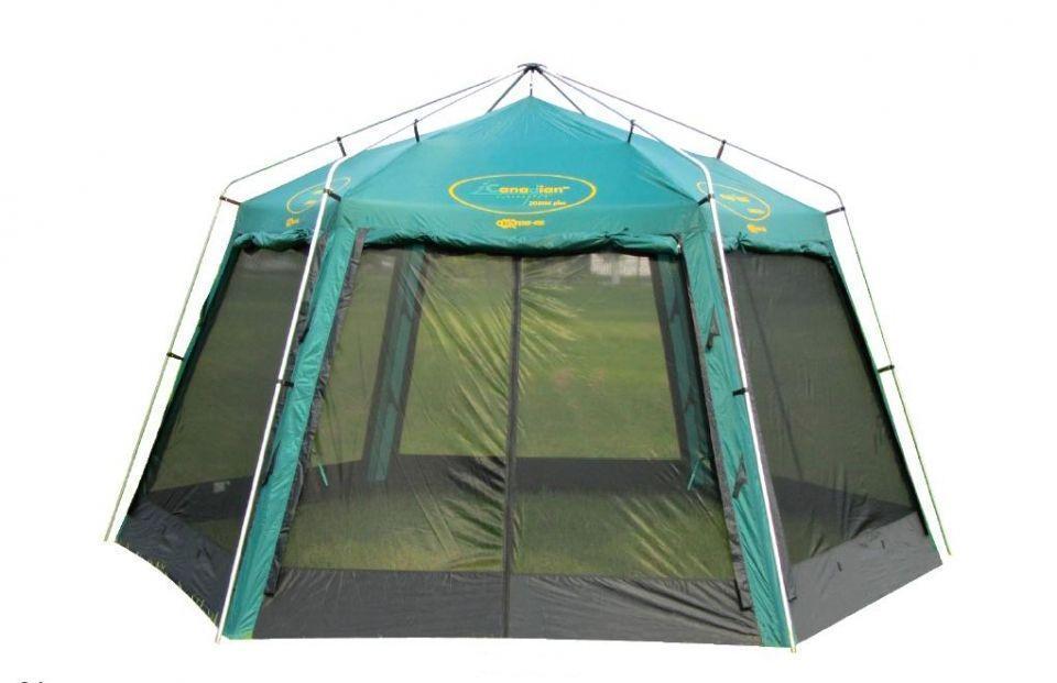 Тент CANADIAN CAMPER ZODIAC plus тент-шатер (стальные стойки) (цвет woodland) тент canadian camper safary цвет woodland высота 250см со стойками