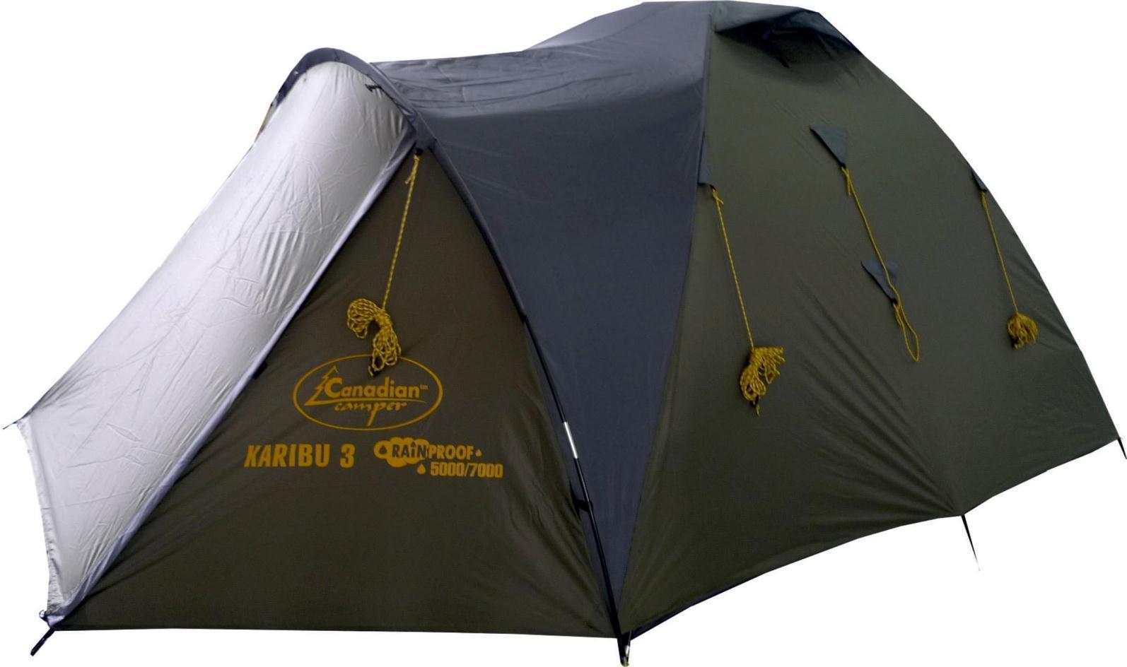 цена на Палатка Canadian Camper