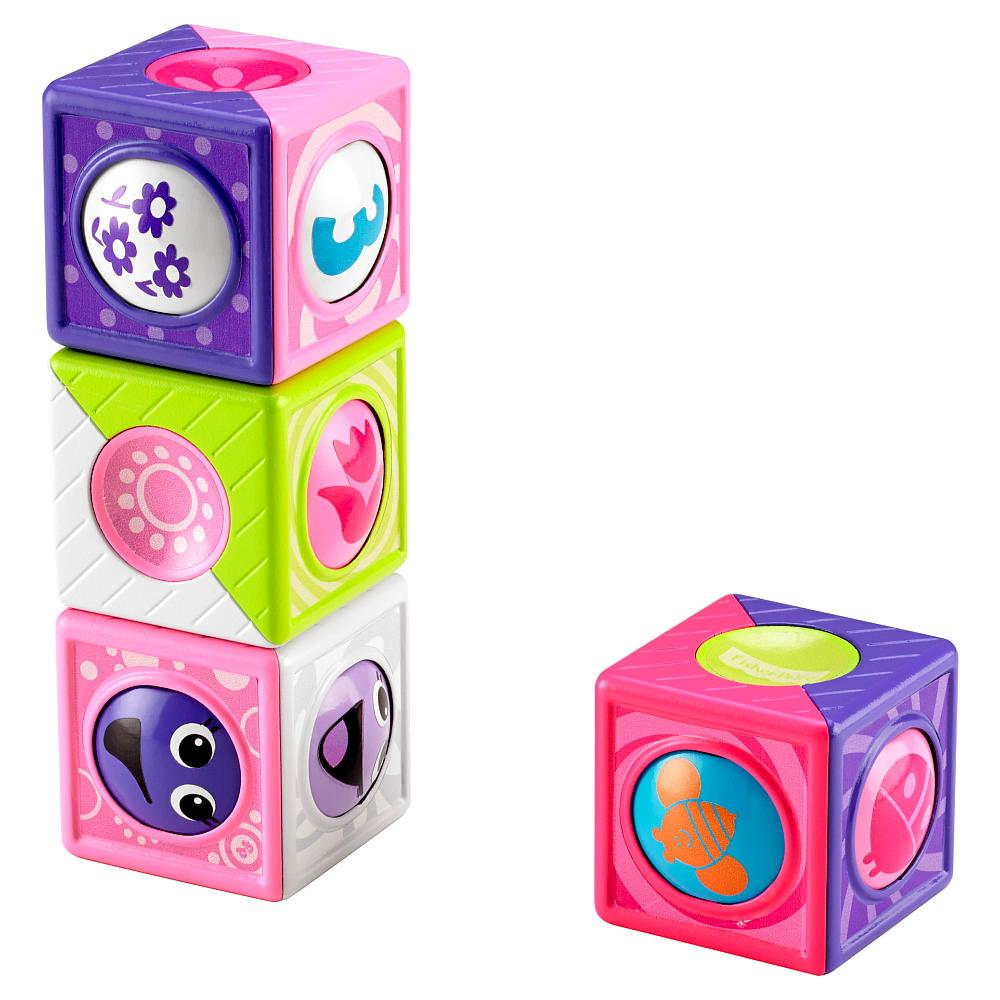 Fisher-Price Волшебные кубики. CBL32