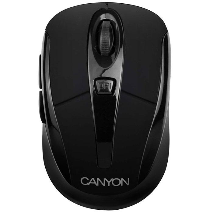 Мышь Canyon CNR-MSOW06, Black