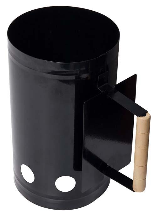 """Стартер для розжига угля""""Boyscout"""", цвет: черный, 3,5 л"""