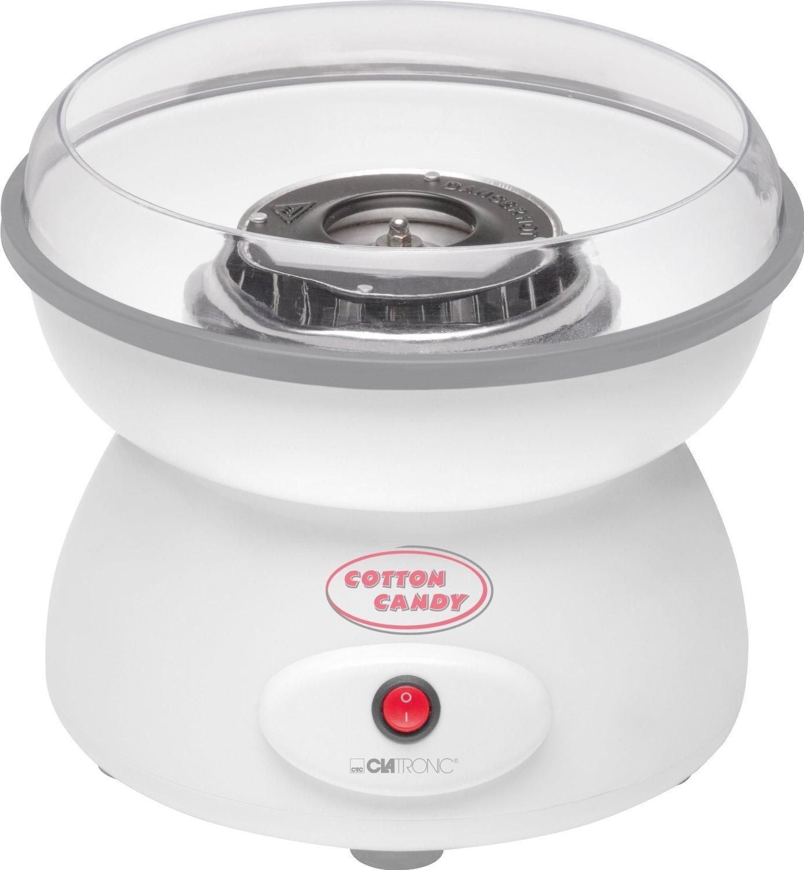 Аппарат для сахарной ваты Clatronic ZWM 3478, White Clatronic