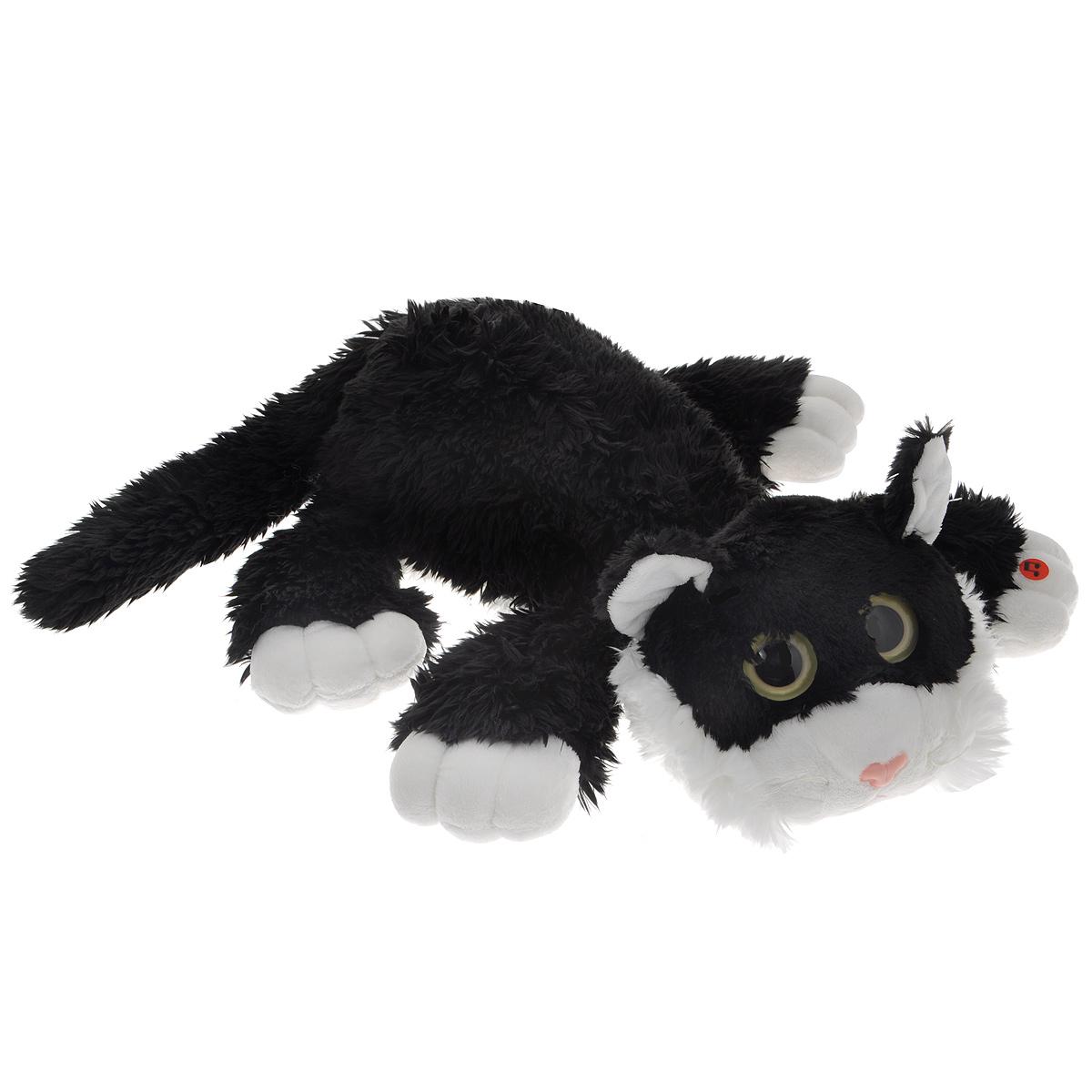 """Мягкая игрушка Gulliver """"Котик Шалунишка"""", озвученная, 45 см"""