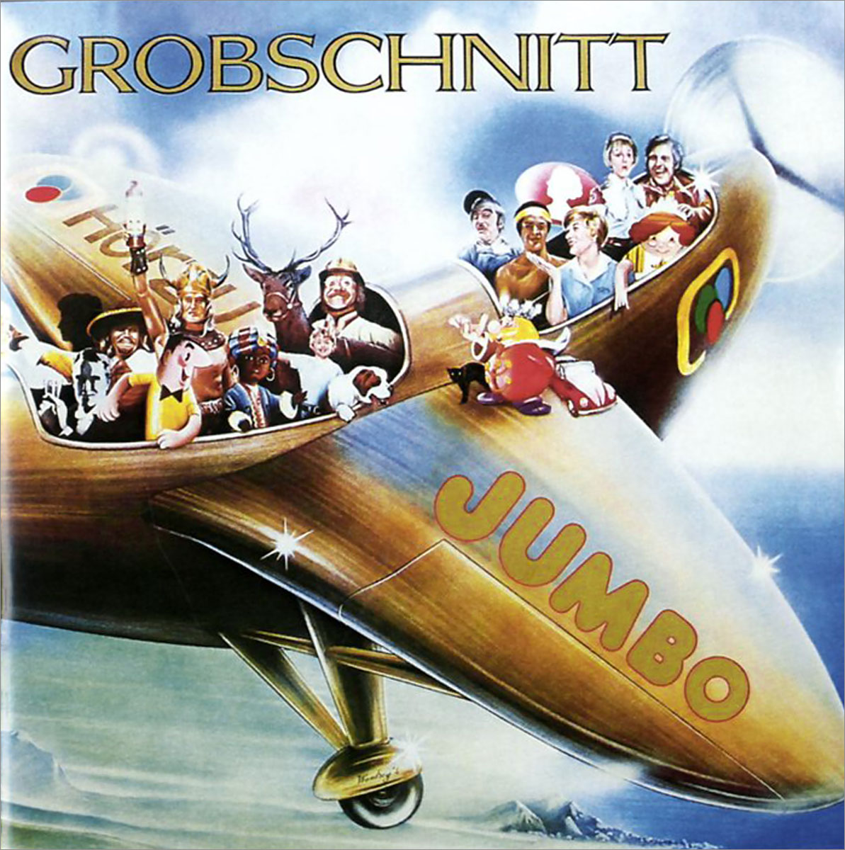 Grobschnitt Grobschnitt. Jumbo grobschnitt grobschnitt volle molle