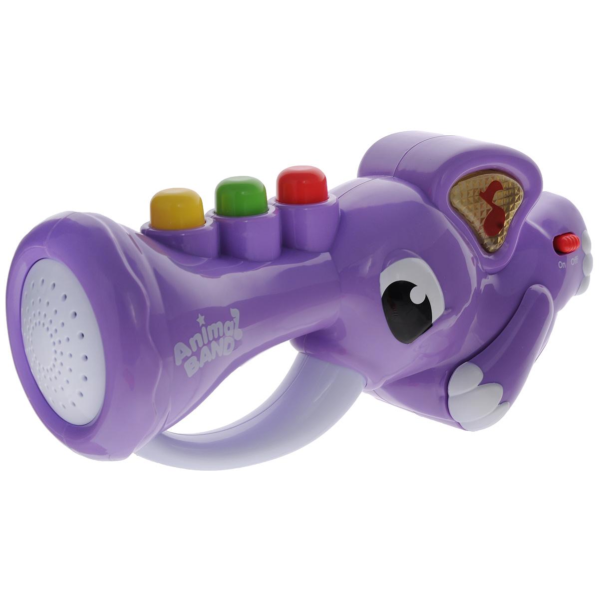 Музыкальная игрушка Keenway Слоник-трубач