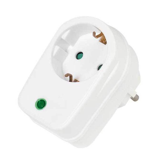 цена на Vivanco 21950 адаптер-розетка (сетевой фильтр)