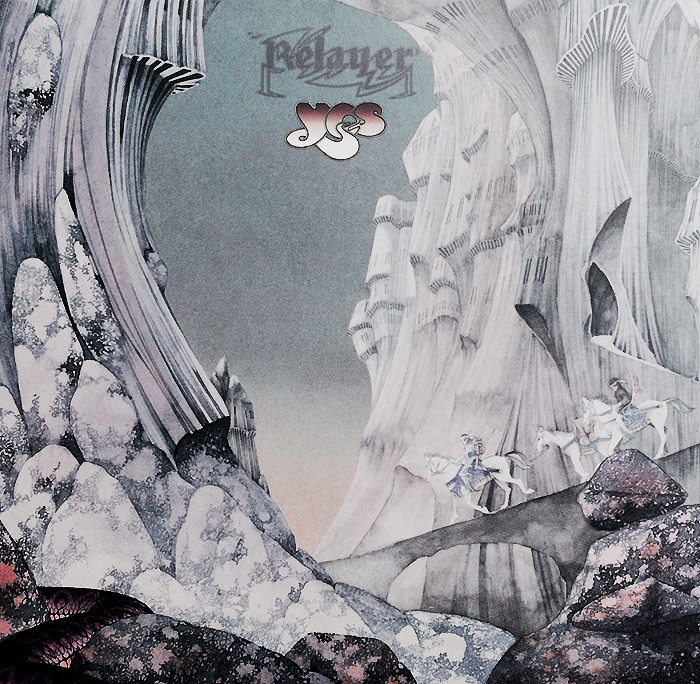 Yes Yes. Relayer. Definitive Edition (CD + Blu-ray Audio) bob walker the progress chaser
