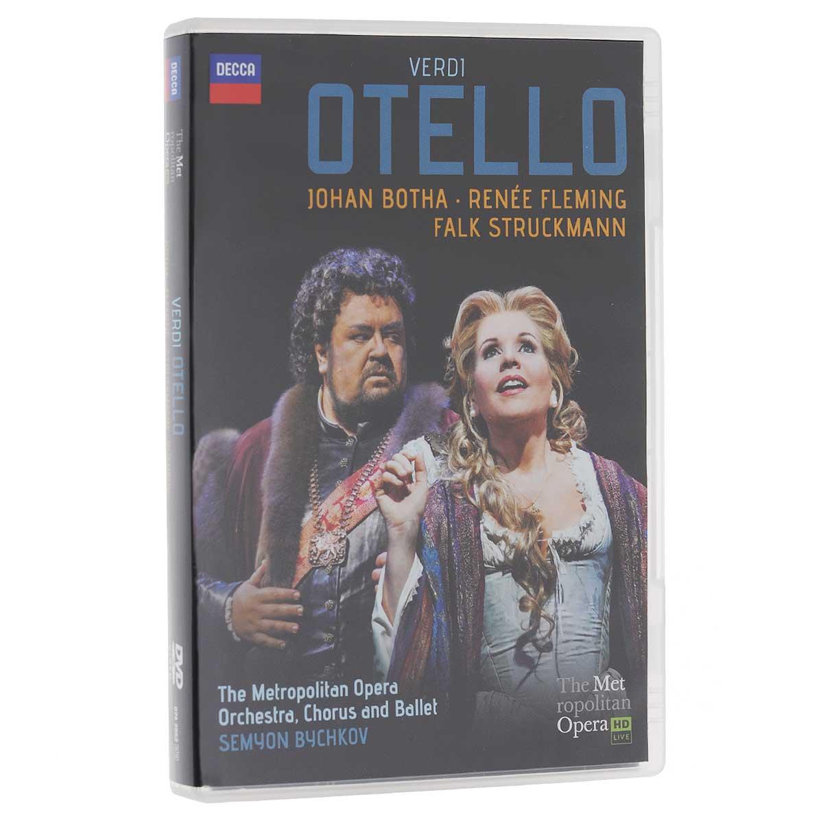 Semyon Bychkov. Giuseppe Verdi. Otello giuseppe verdi ein maskenball un ballo in maschera