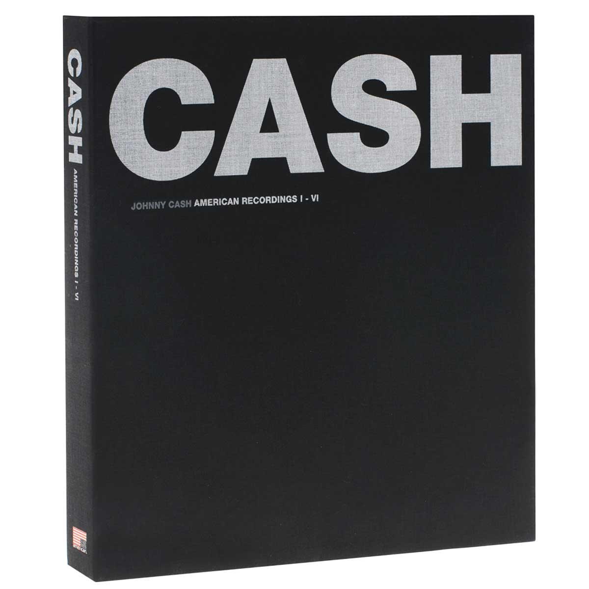 лучшая цена Джонни Кэш Johnny Cash. American Recordings I-VI (7 LP)