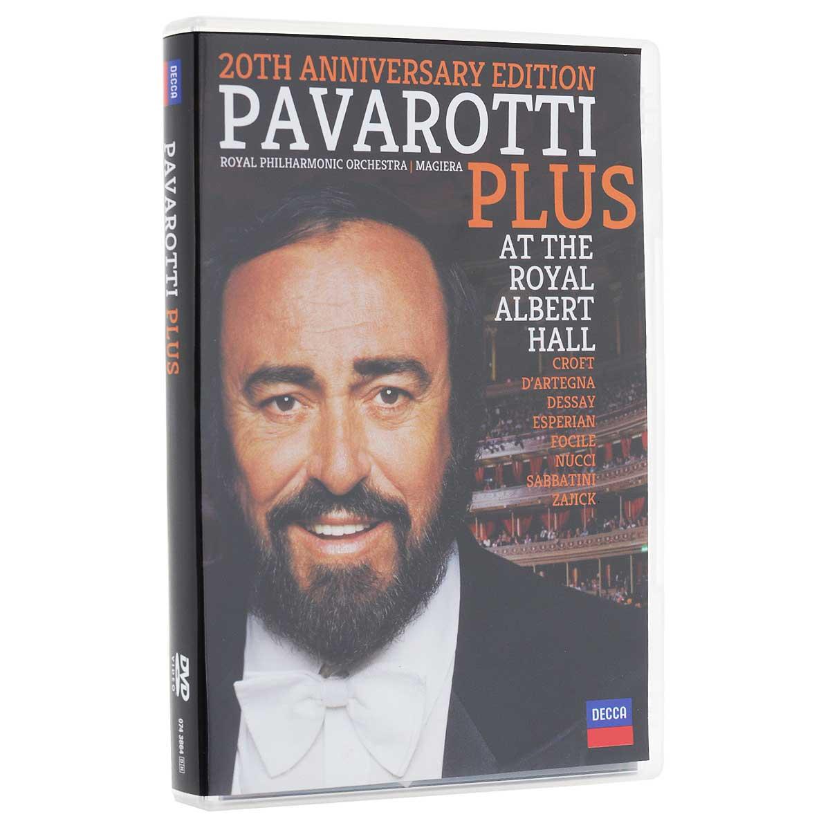 Luciano Pavarotti: Plus. 20th Anniversary Edition giuseppe verdi ein maskenball un ballo in maschera