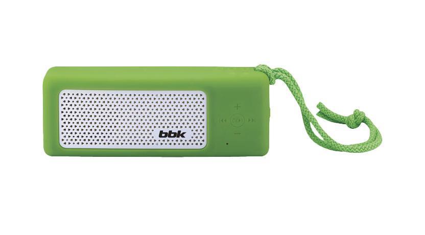 Беспроводная колонка BBK BTA190, Green цена и фото