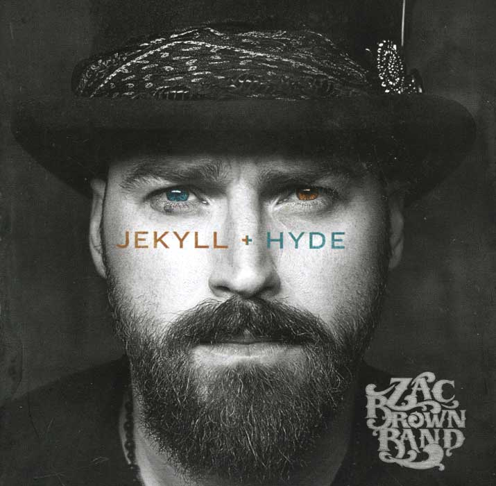 Zac Brown Band Zac Brown Band. Jekyll + Hyde business fashion kevin thin dial brown genuine leather band quartz wrist watch womens man clock gifts relogio masculino w090103