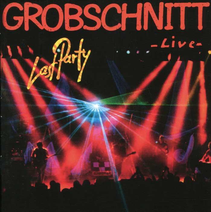 """Grobschnitt. Last Party (2 CD). """"Grobschnitt"""""""