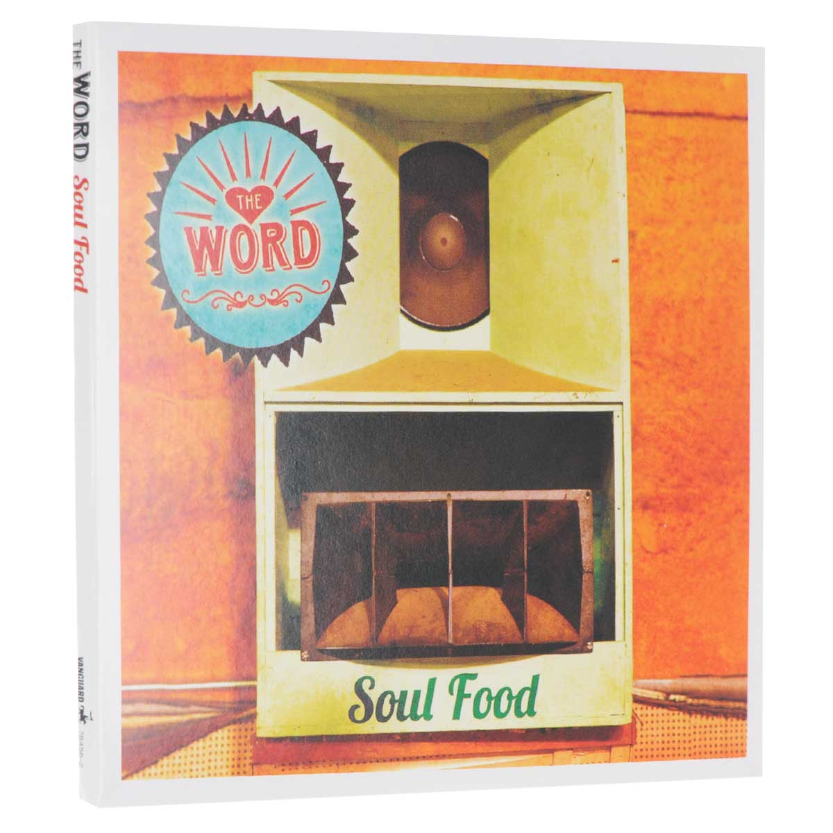 The Word The Word. Soul Food isolated word recognition
