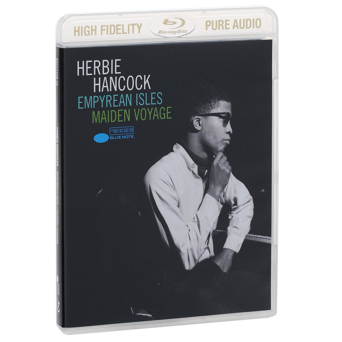 Херби Хэнкок,Фредди Хаббард,Джордж Коулмен,Рон Картер,Энтони Вильямс Herbie Hancock. Empyrean Isles / Maiden Voyage (Blu-ray Audio) цена