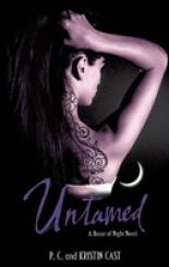 Untamed. The House of Night. book 4 the untamed garden