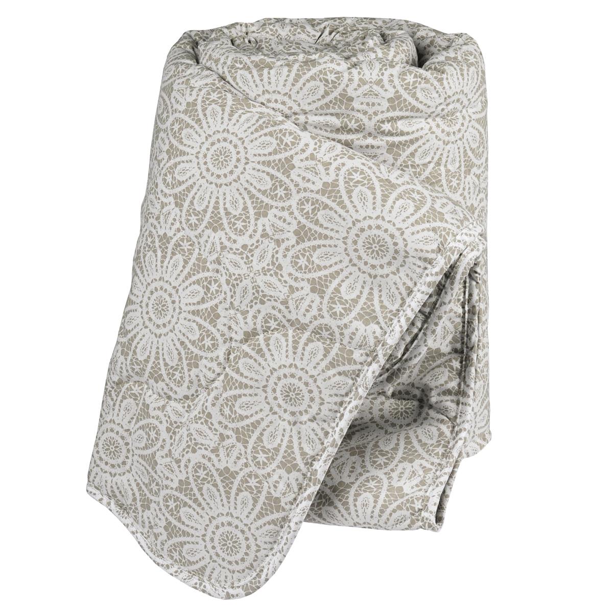 Одеяло Green Line Лен, наполнитель: льняное волокно, 200 см х 220 см подушка green line лен наполнитель льняное волокно 70 х 70 см
