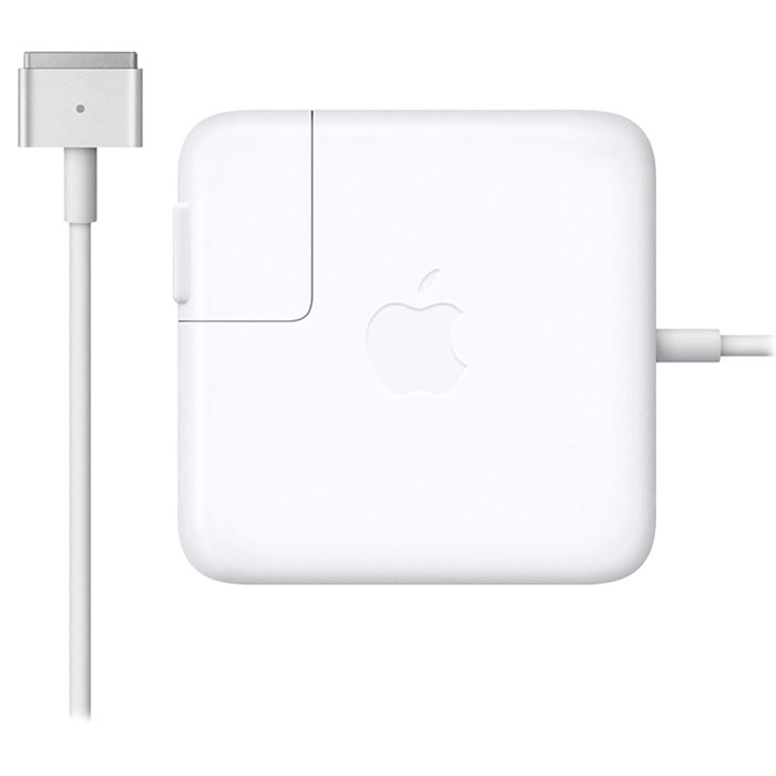 Apple MagSafe 2 адаптер питания 45 Вт для MacBook Air (MD592Z/A) адаптер питания apple 60w magsafe 2 для macbook pro 13 inch with retina display md565z a белый