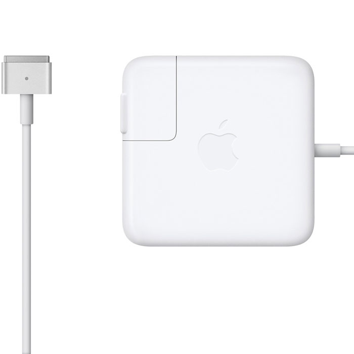Apple MagSafe 2 адаптер питания 85 Вт для MacBook Pro Retina (MD506Z/A) адаптер питания apple 60w magsafe 2 для macbook pro 13 inch with retina display md565z a белый