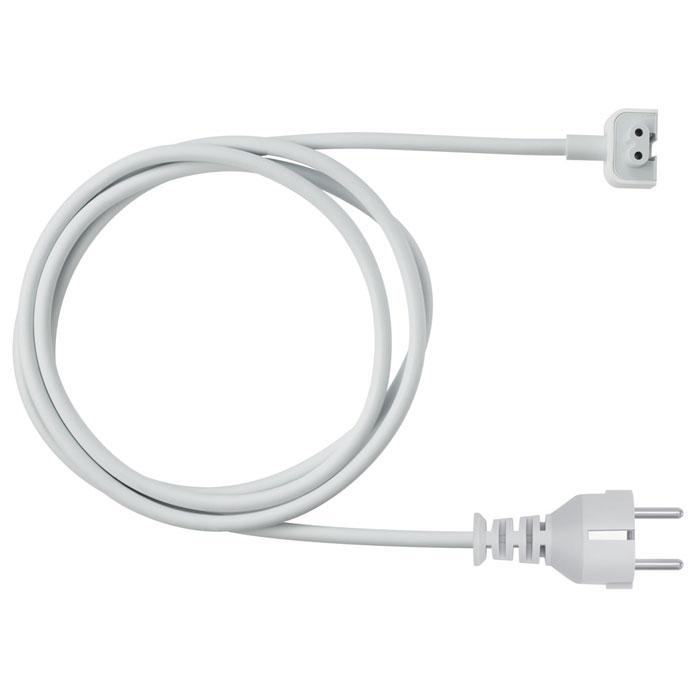 Apple Power Adapter Extension Cable удлинитель для адаптера питания (MK122Z/A) адаптер питания apple magsafe 2 power adapter 60w md565zm a md565zm a