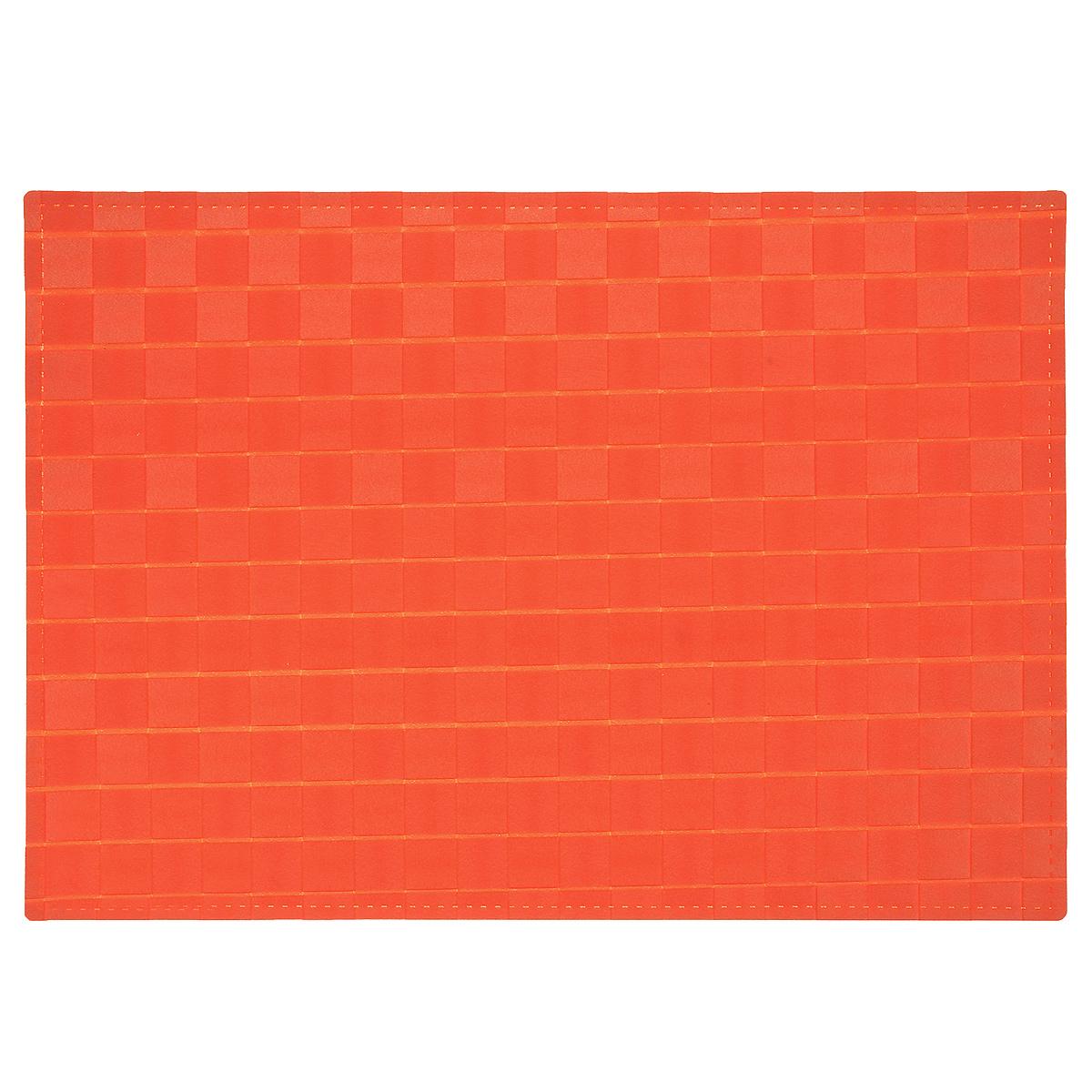 Подставка под горячее Hans & Gretchen, цвет: оранжевый, 45 х 30 см. 28HZ-9043 подставка под горячее togas андре цвет синий серый 45 х 33 см