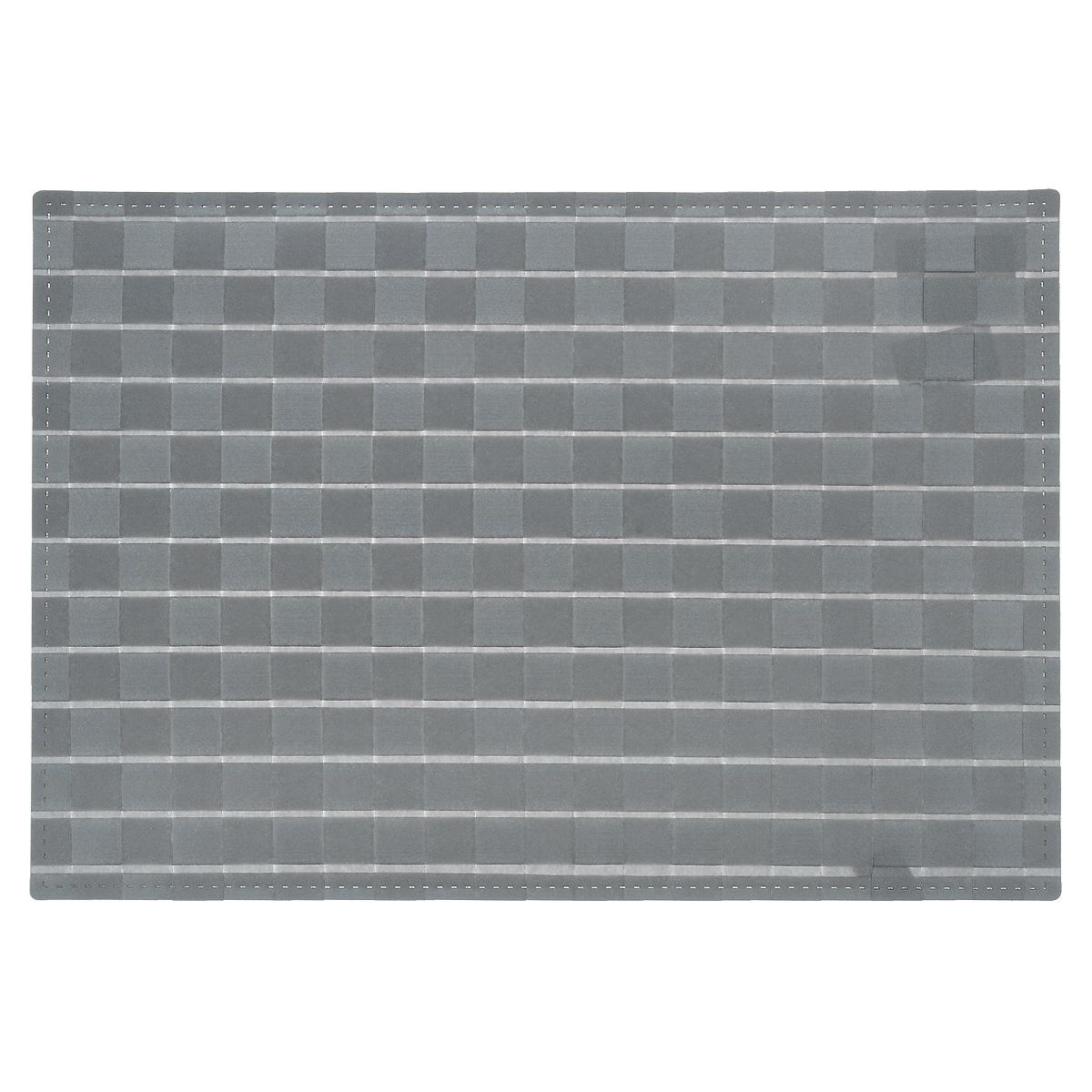 Подставка под горячее Hans & Gretchen, цвет: серый, 43,5 х 28,5 см. 28HZ-9042 подставка под горячее togas андре цвет синий серый 45 х 33 см