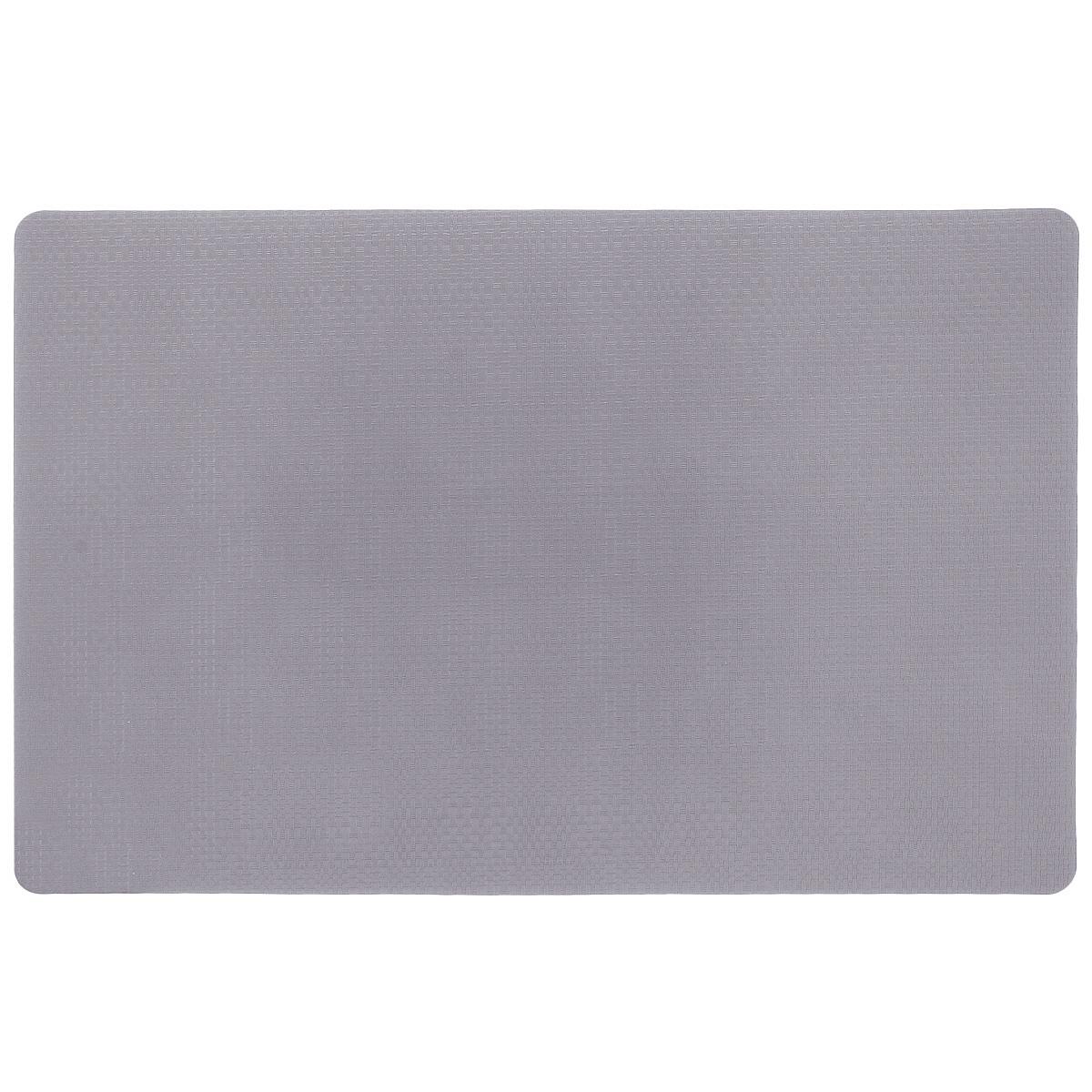 Подставка под горячее Hans & Gretchen, цвет: серый, 43,5 х 28,5 см. 28HZ-9061 подставка под горячее togas андре цвет синий серый 45 х 33 см