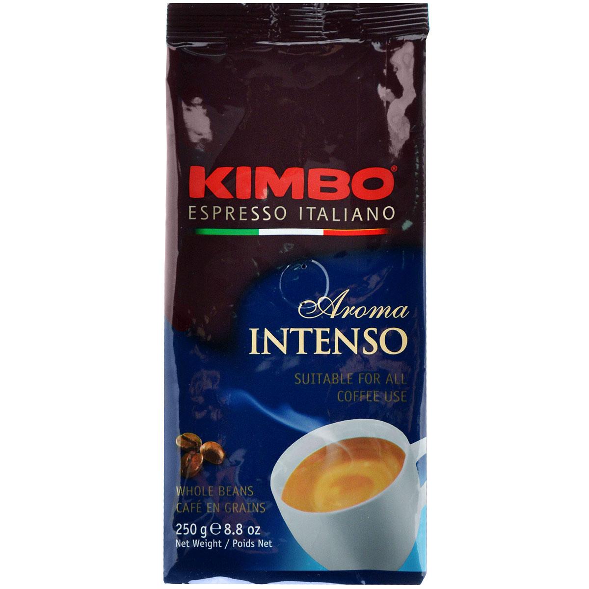 Kimbo Aroma Intenso кофе в зернах, 250 г цена